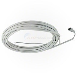 "CABLE, 2C/60', 17AWG, GRAY, LDP, 2PRM, 17""END (EA/1/1)"