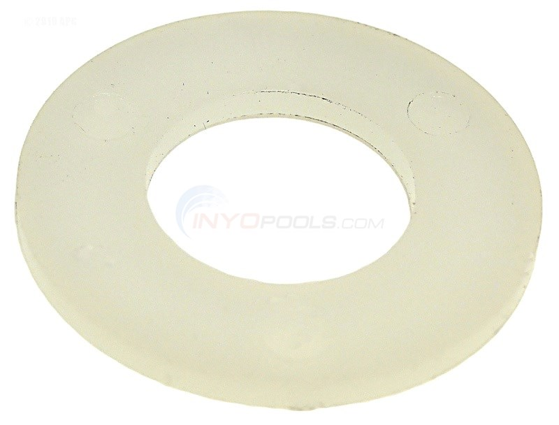 "Nylon Washer, Flat, 1"" OD X 1/2"" ID X .0625""T; (Single)"