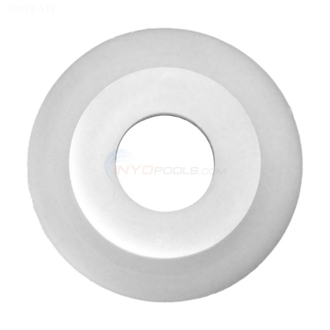 "Aqua Products Washer, Nylon, Flat, 1-1/2"" OD X 1/2"" ID X .0625"" T; (Single) - 3607"