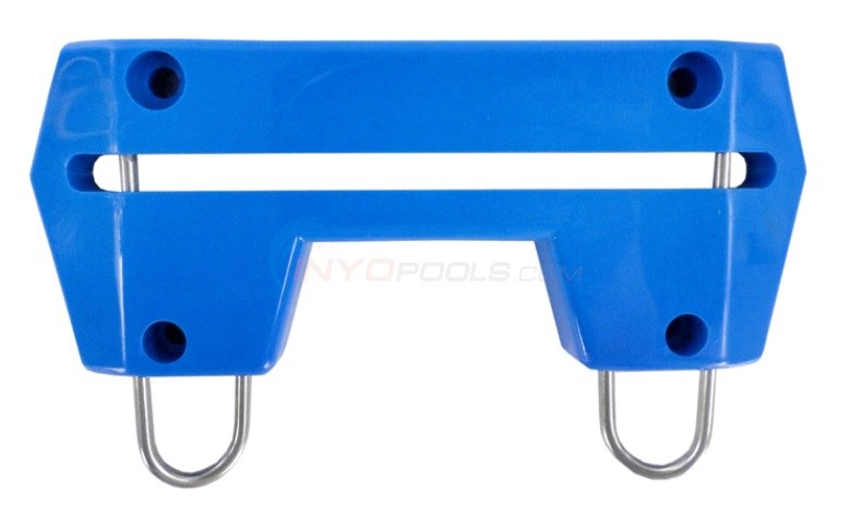 BRACKET ASSY, HANDLE, BASIC, BLUE, COMPLETE; (EA/1/1)