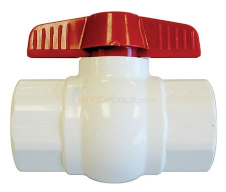"Aquascape Plumbing 3/4"" Barbed Ball Valve - 98148"