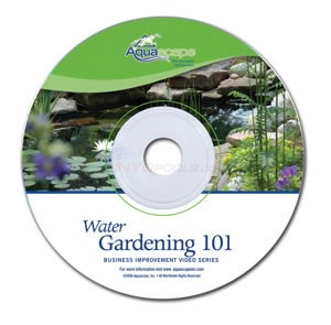 Aquascape Water Gardening 101 DVD - 98181