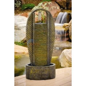 "Aquascape Resin Wind Chime Fountain - 36.5"" - 98234"