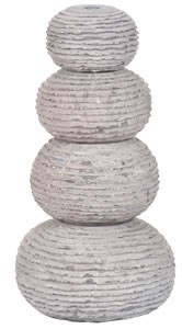 "Aquascape Stacked Stone Balls - 26.5""H - 98266"