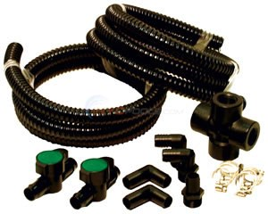 Aquascape AquabasinTM 3-Piece Plumbing Kit - 98410