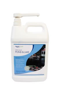 Aquascape Wetland Pond & Lake Bacteria/Liquid - 4 Ltr/1.1 gal - 98897