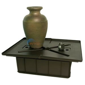 Aquascape Amphora Vase Kit - Green Slate - 98923