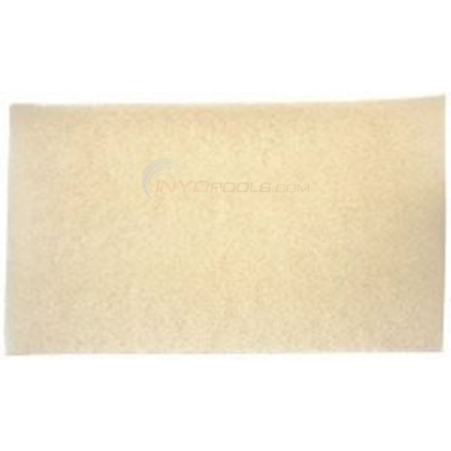 Aquascape megafalls filter mat 99298 for Pond filter mat