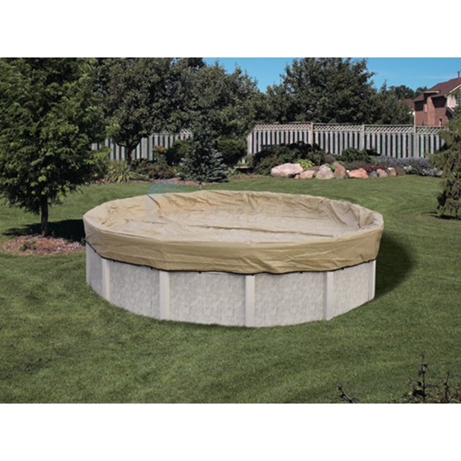 Pool Winter Cover for 12 ft Above Ground 20Yr - AK12R4