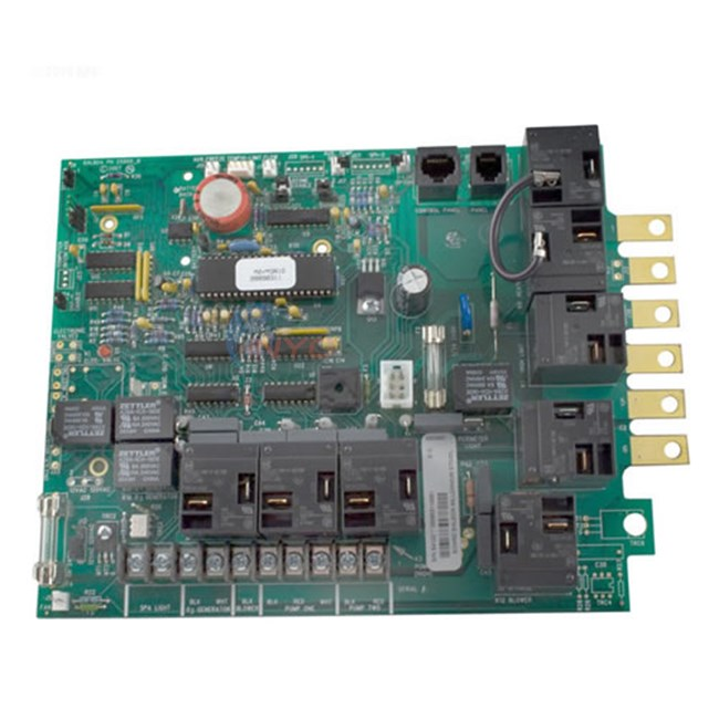 Serial Dlxl/Std Board Kit M2/M3 Balboa PCB, Balboa, Retro Kit, 52518