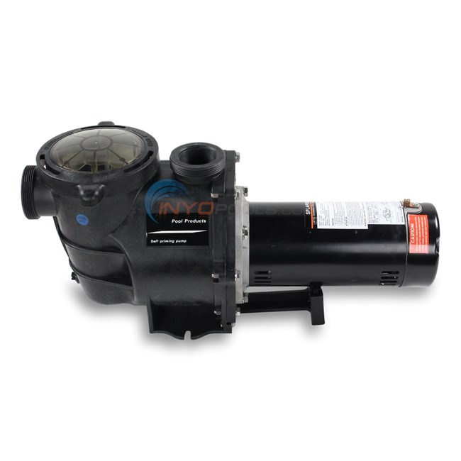"1 H.P. In Ground Pool Pump 2"" - 72747"