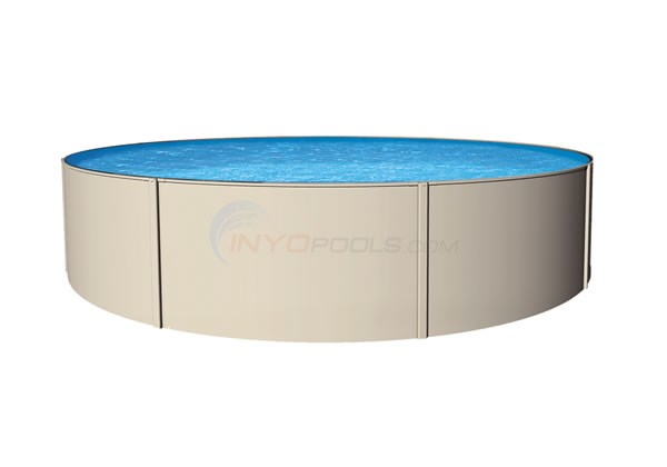 "12' Round 48"" Blue Lagoon Pool Pkg - NB1061"