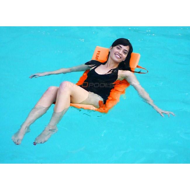 Blue Wave Flip Amp Float Water Lounge Nt1182 Inyopools Com