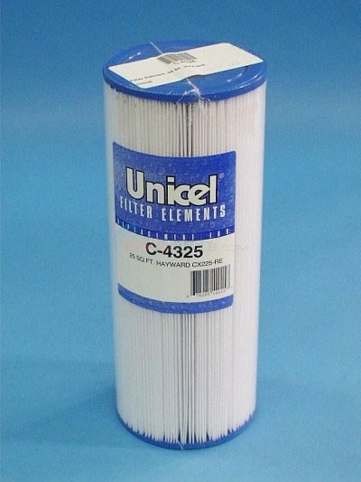 Unicel Filter Element, 25 SF, Hayward - C-4325