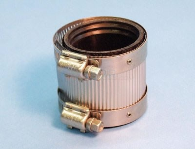 "Coupler, No Hub for 1-1/2"" Pipe - C150C"