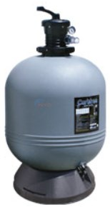 "COMPLETE SAND FILTER, TOPMOUNT, CAREFREE, 16"", 35 GPM, 1-1/2"" VALVE"
