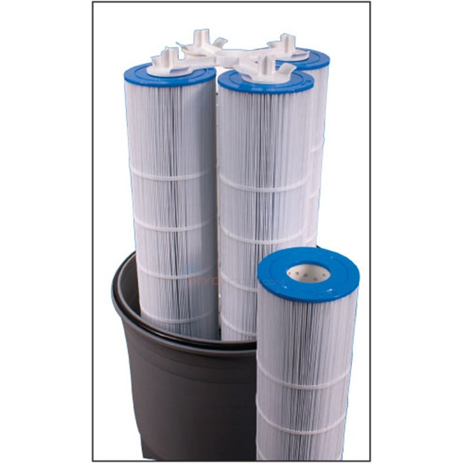 Waterway Crystal Water 525 sqft Pool Cartridge Filter - 570-0325-07 - 570-0525-07