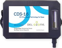 Del Ozone CDS-16 Spa Ozonator AMP Cord w/ Parts - CDS16RAM