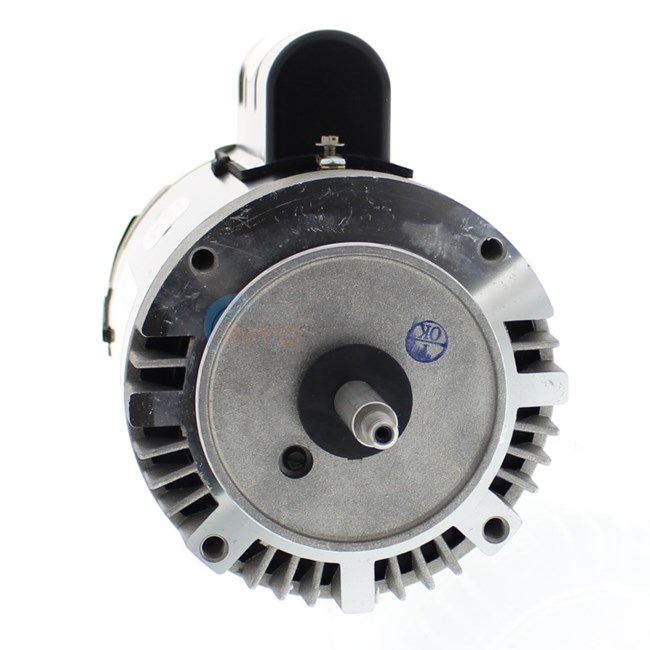 A.O. Smith 1 HP Round Flange 56J Full Rate EE Motor - B128