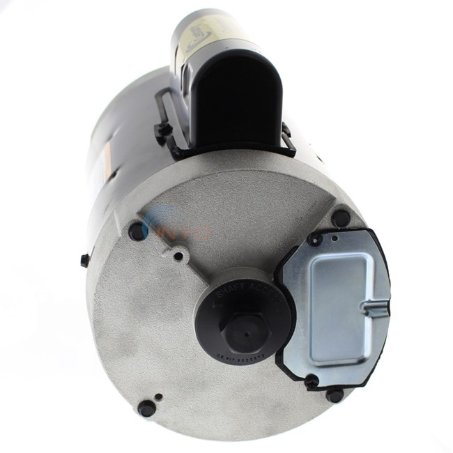 A.O. Smith 2 HP Round Flange 56J Full Rate EE Motor - B130