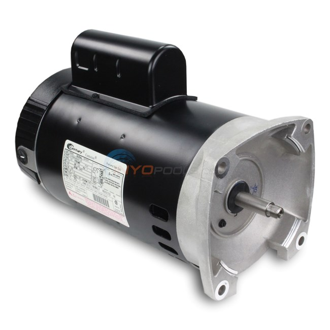 Magnetek a o smith 2 5 hp 56y frame up rate motor b840 for 2 5 hp pool motor