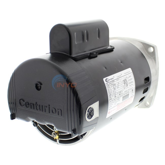 A.O. Smith Century 1.0 HP Square Flange 56Y Full Rate Motor - B2848