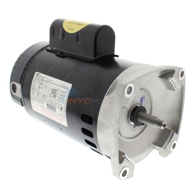 Magnetek a o smith 1 hp 56y frame up rate motor b2853 for Ao smith pool pump motors