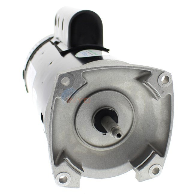 A.O. Smith Century 1.5 HP Square Flange 56Y Dual Speed Full Rate Motor - B2983