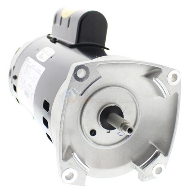 A.O. Smith 2 HP Square Flange 56Y Up Rate Motor - B855