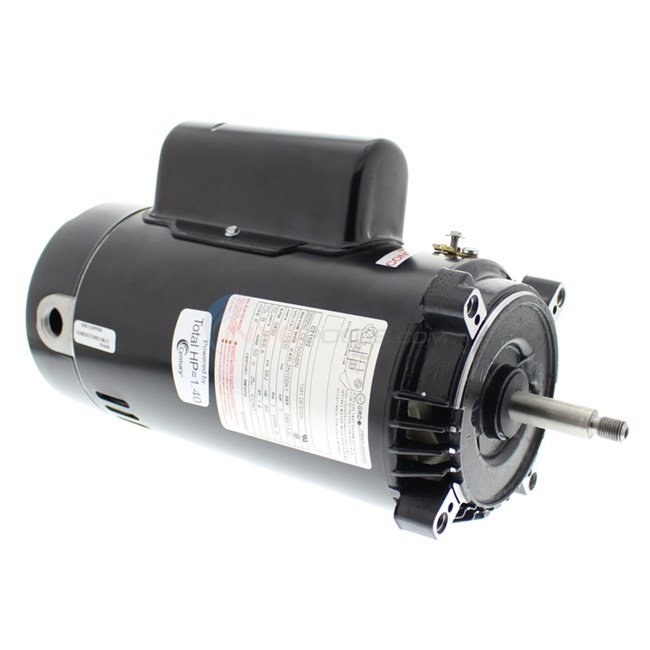 Energy efficient a o smith round flange 1 hp full rate for High efficiency pool pump motor