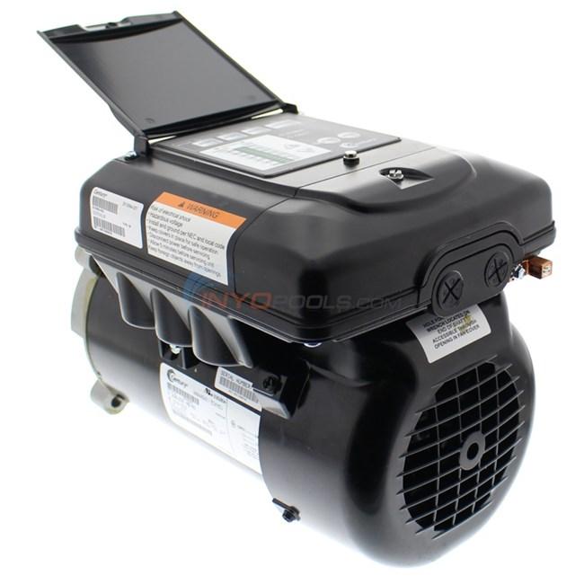 A.O. Smith V-Green 1.65 HP Round Flange 56J Variable Speed Motor - ECM16CU
