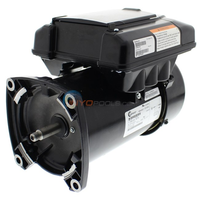 A o smith hp variable speed pool pump motor square for Square flange pool pump motor