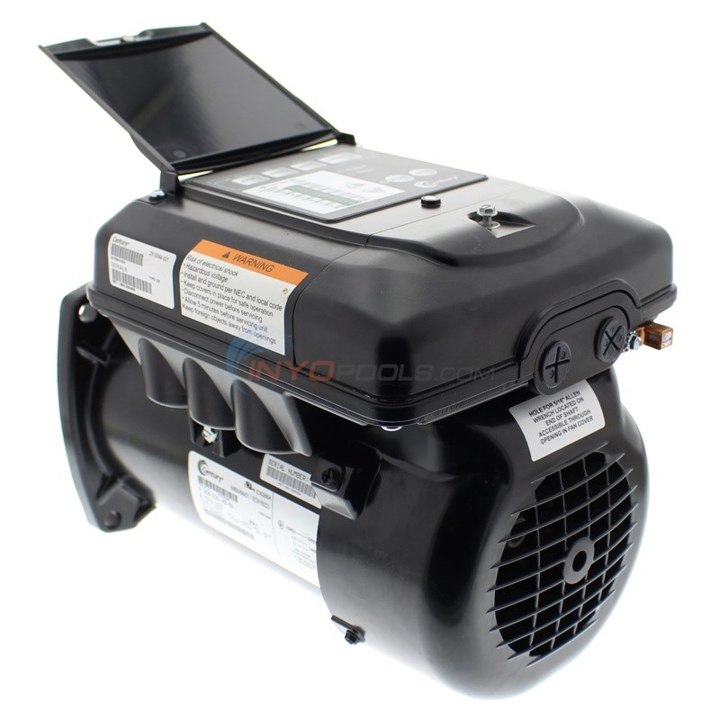 V-Green 1.65 HP Square Flange 48Y Variable Speed Motor - ECM16SQU