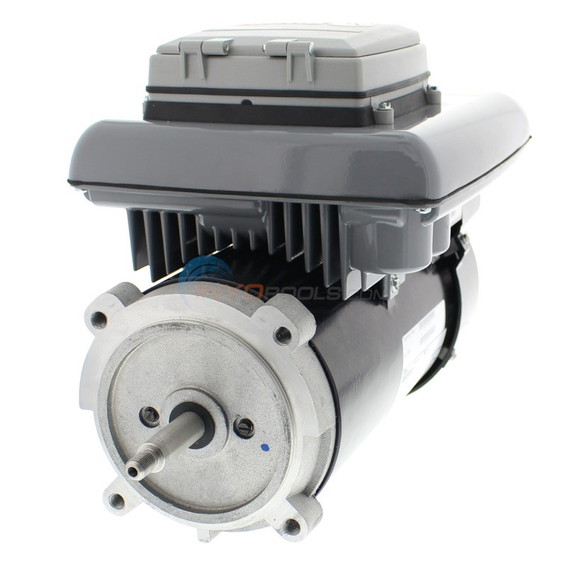 A.O. Smith V-Green 2.7 HP Round Flange 56J Variable Speed Motor - ECM27CU