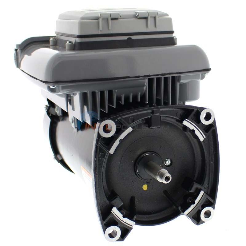 A.O. Smith 2.7 HP Variable Speed Pool Pump Motor Square Flange - ECM27SQU