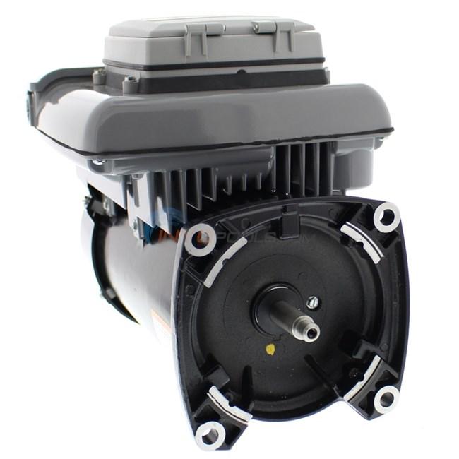 A O Smith 2 7 Hp Variable Speed Pool Pump Motor Square Flange Ecm27squ