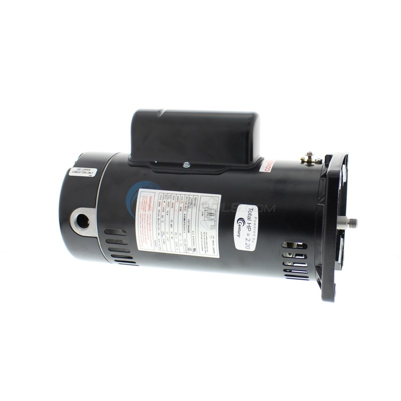 A.O. Smith 1 1/2 H.P Square Flange Full Rate Motor - SQ1152