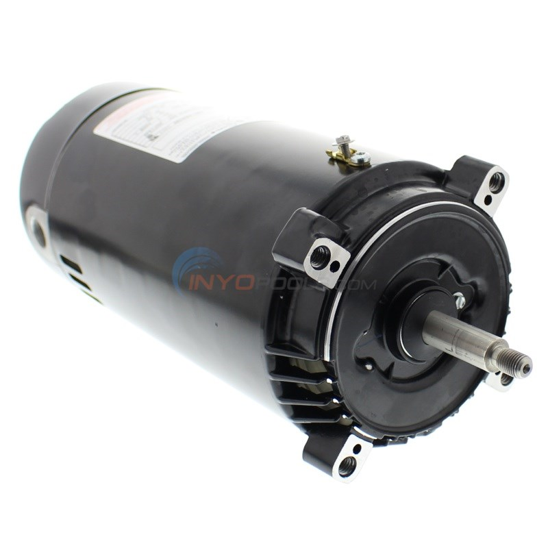 A.O. Smith 1 HP Full Rate Round Flange Motor - ST1102