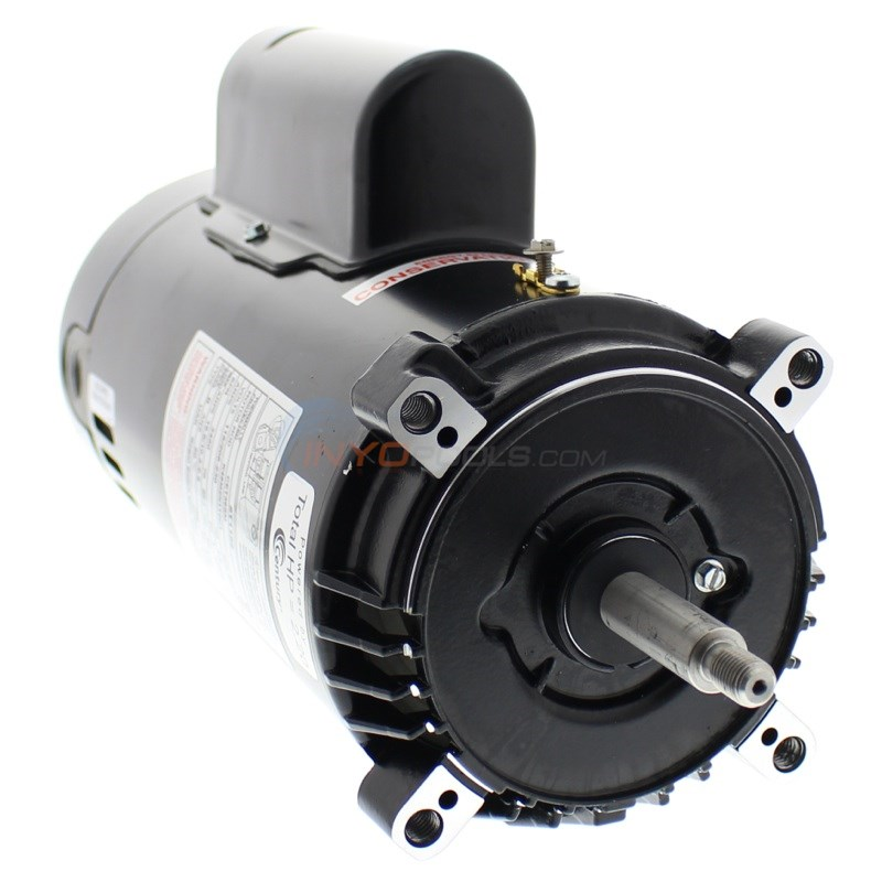 A.O. Smith Round Flange 1 1/2 HP Full Rate Motor (C1101, ST1152)