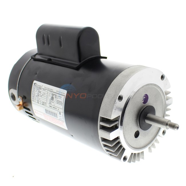 A O Smith 3 Hp Round Flange Replacement Motor St1302