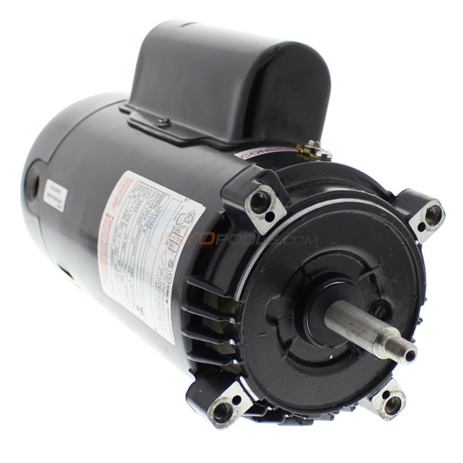 A.O. Smith Century 1.0 HP Round Flange 56J Up Rate EE Motor - UCT1102