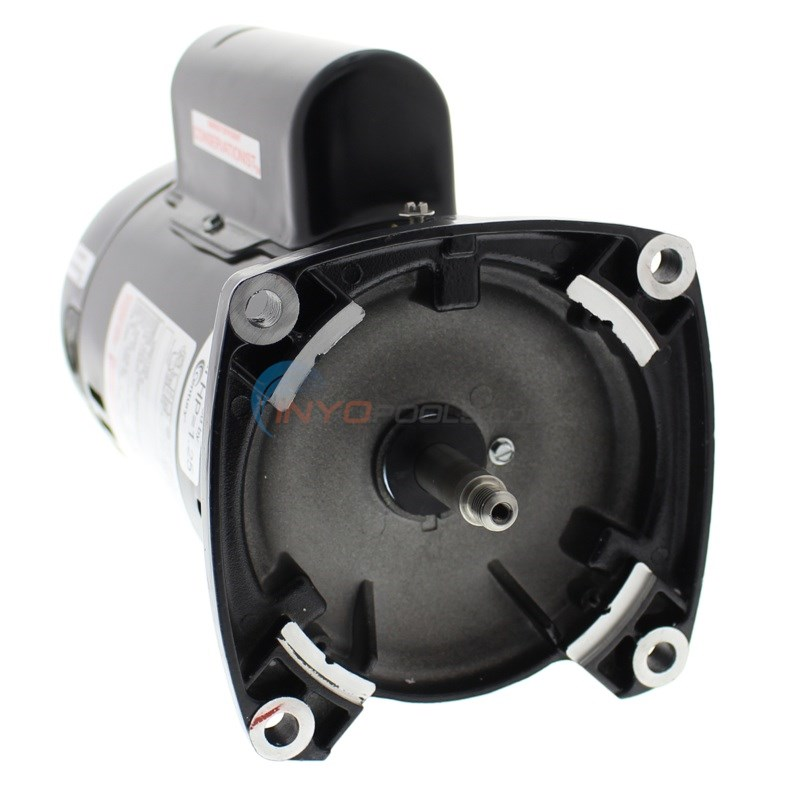 Energy Efficient A.O. Smith 1 H.P Square Flange Up Rate Motor - UQC1102