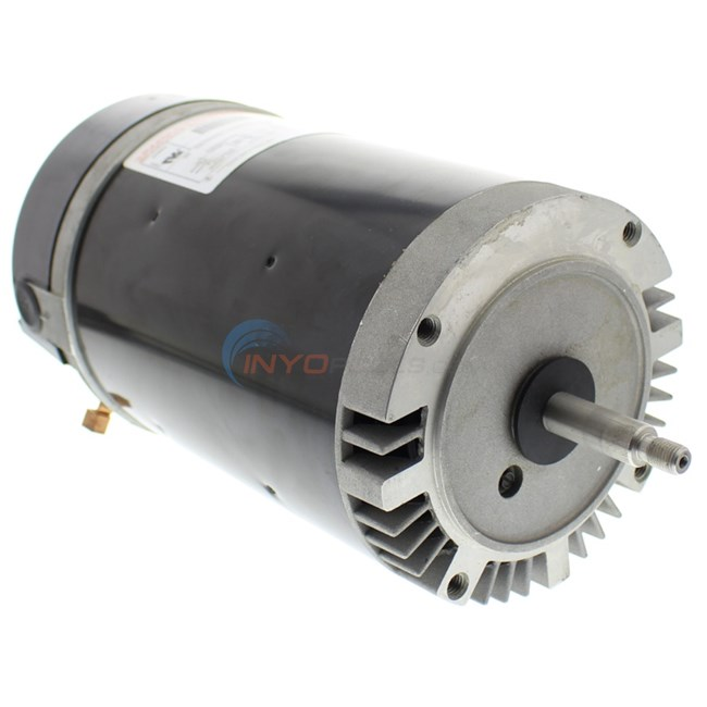 A o smith 2 hp up rated northstar replacement motor for Ao smith replacement motors