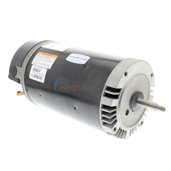 A o smith 3 hp up rated northstar replacement motor for Hayward northstar 1 5 hp motor