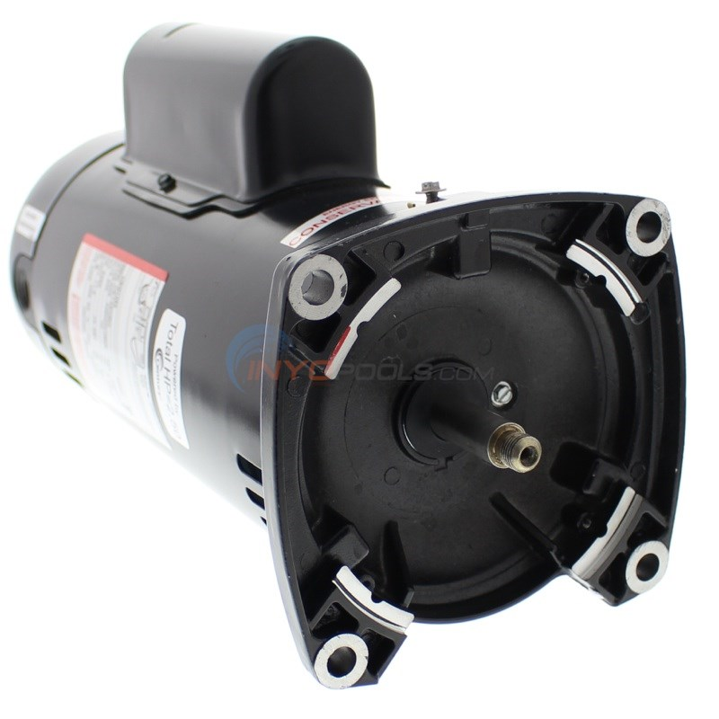 A.O. Smith 2 1/2 H.P Square Flange Up Rate Motor (USQ1252, C1284, B884)