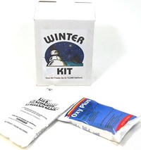 Pool Winterizing Kit Treats 12k Gallons