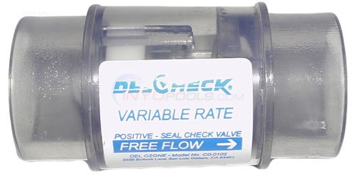 "Del Ozone DelCheck Variable Rate Check Valve 2"" - CO0102"