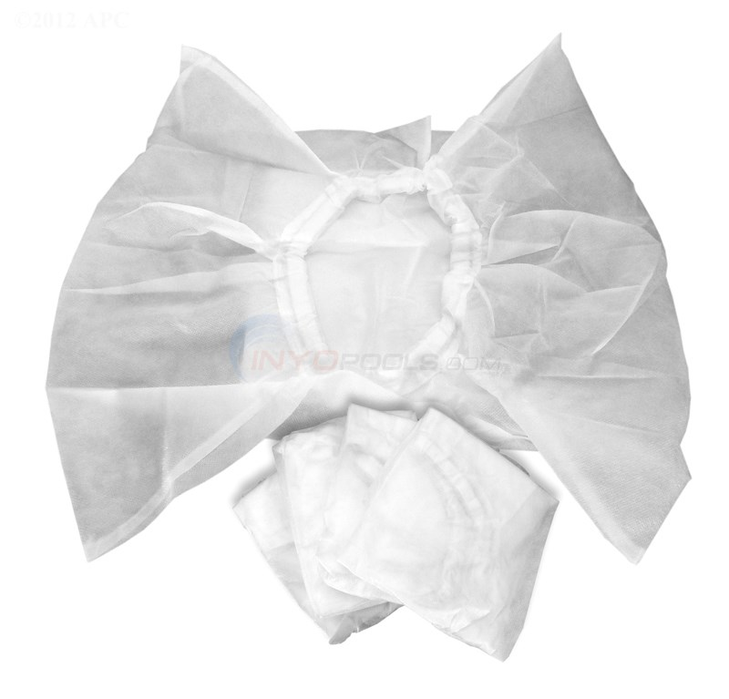 Robotic Pool Cleaner Disposable Filter Bags (5-pack)