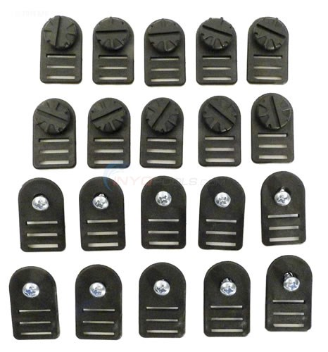 TUBE AND BLANKET FASTENER (SET OF 10)