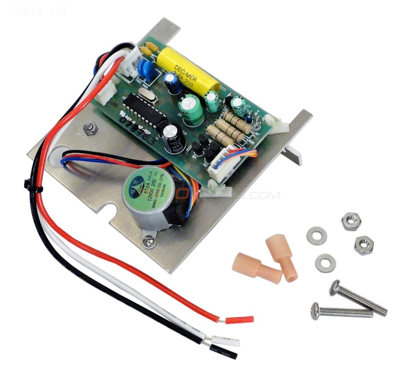Maytronics PC Board & Motor Assembly 6004-AS (Y10-8050)